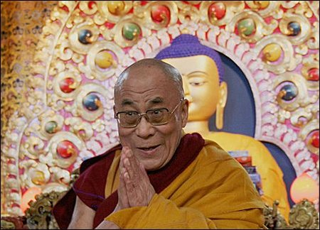 Dalai lama e buddha