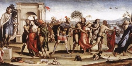 Sodoma - The Rape of the Sabine Women - WGA21549-e1331899735618
