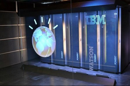 IBM Watson Power 7 (taken from Slashdot)