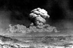 Nuclear test 1962