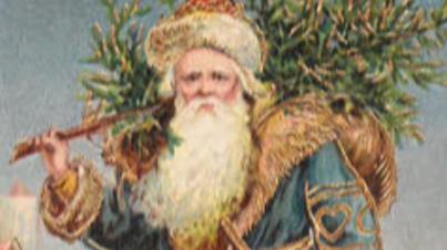 Pagan Santa Claus