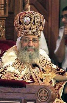 Pope Tawadros II of Alexandria (edited) - REUTERS