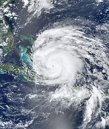 Hurricane Irene Aug 24 2011 1810Z