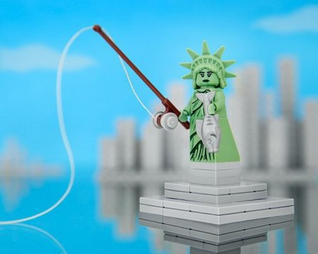 50 states of LEGO : theCHIVE (image courtesy of theCHIVE)